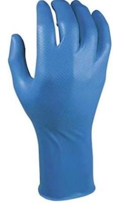 M-Safe 306BL Nitril Grippaz handschoen - xxl