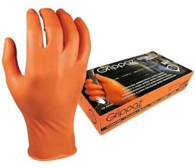 M-Safe 246OR Nitril Grippaz handschoen - s